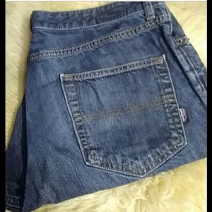 Patagonia organic cotton jeans sz 36 good style